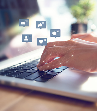 Social network management